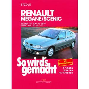 Renault Mégane / Scenic (96-03) - Reparaturanleitung So wird`s gemacht