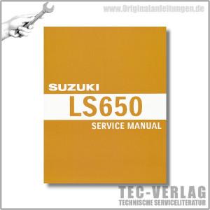 Suzuki LS650 (87-12) - Werkstatthandbuch