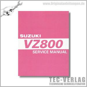 Suzuki VZ800 (98-03) - Werkstatthandbuch