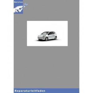 VW Up!, Typ 121 (12>) Karosserie-Instandsetzung - Reparaturanleitung