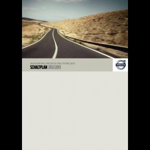 Volvo C30 Werkstatthandbuch Schaltpläne 2013