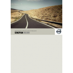 Volvo C70 Werkstatthandbuch Schaltpläne 2013