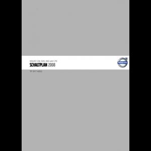 Volvo V50 Werkstatthandbuch Schaltpläne 2008