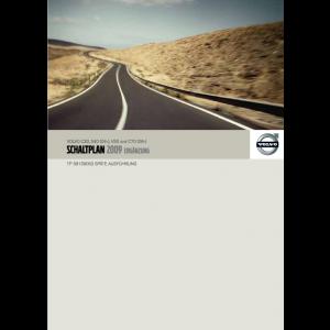 Volvo V50  Werkstatthandbuch Schaltpläne 2009