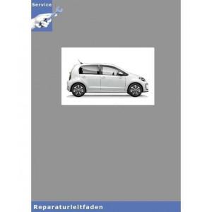 VW e-Up! - Elektromotor - Reparaturanleitung