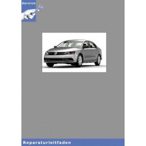 VW Jetta - 4 Zyl Einspritzmotor (1,4 L Motor Turbolader)