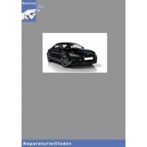 Audi TT Instandsetzung 6 Gang Schaltgetriebe Reparaturanleitung