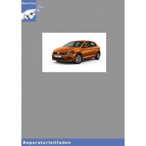VW Polo 3 Zyl. Einspritzmotor 1,0l Turbolader - Reparaturanleitung