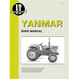 Yanmar YM135 - YM330D Shop Service Manual