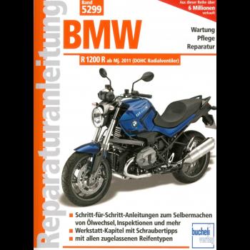 BMW R 1200 R (ab 2011>) Reparaturleitfaden (DOHC Radialventiler)