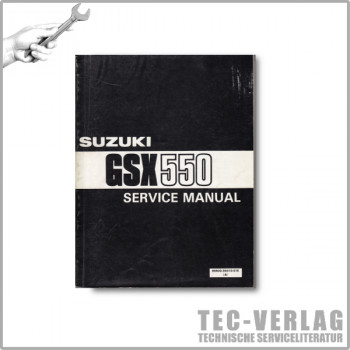 Suzuki GSX550 EFH (84-88) – Service Manual