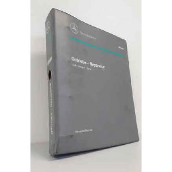 Mercedes LKW Typ 950 / 952 Getriebe Reparatur - Werkstatthandbuch Band 1