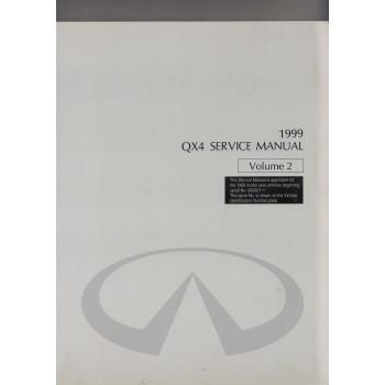 Infiniti QX4 (96-02) - Service Manual Volume 2