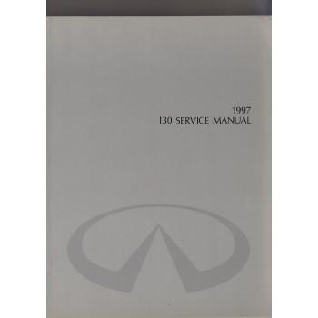 Infiniti I30 Baureihe A32 (95-98) -  Service Manual
