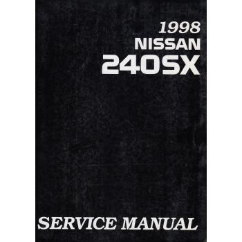 Nissan 240SX (93-99) -  Service Manual