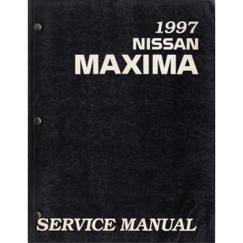 Nissan Maxima (95-00) -  Service Manual