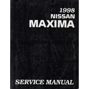 Nissan Maxima (95-00) -  Service Manual Edition 1998
