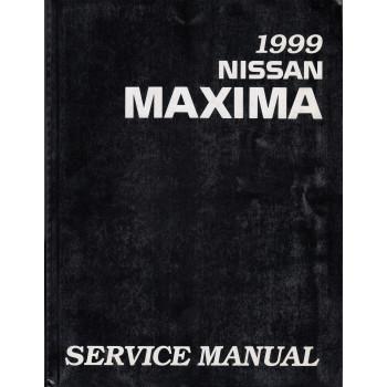 Nissan Maxima (95-00) -  Service Manual Edition 1999