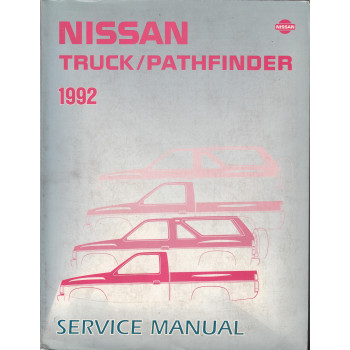 Nissan Pathfinder (86-95) -  Service Manual Edition 1992