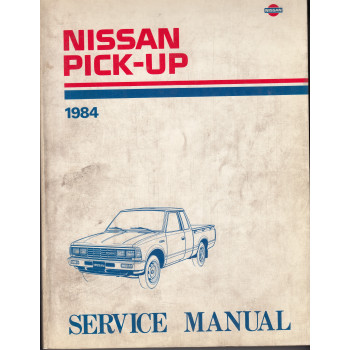 Nissan Pick-up (80-86) -  Service Manual