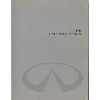 Infiniti G20 (90-96) -  Service Manual