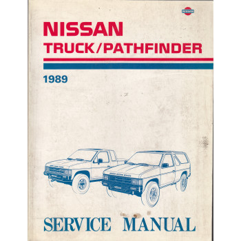 Nissan Truck/Pathfinder (86-95) -  Service Manual