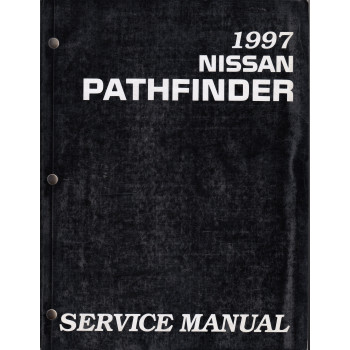 Nissan Pathfinder R50 (95-04) -  Service Manual Edit. 1997