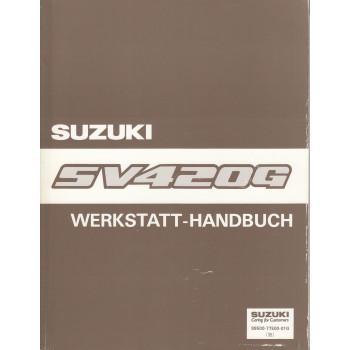 Suzuki Vitara (90-98) - Anhang zum Werkstatthandbuch von 1997