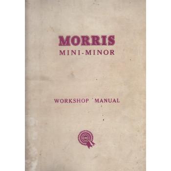 Morris Mini-Minor (1974)  - Workshop Manual Werkstatthandbuch