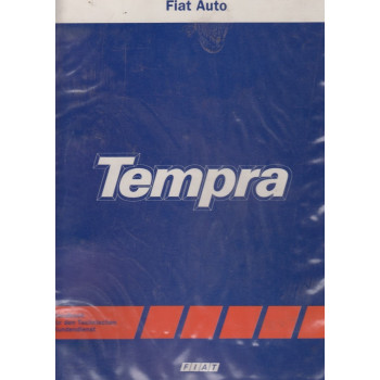 Fiat Tempra (1990)  - Werkstatthandbuch in 2 Bänden