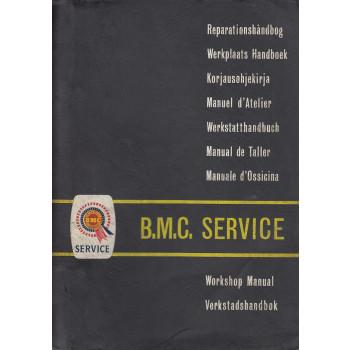 Mini Mark I / Cooper / Cooper S (63) - Werkstatthandbuch
