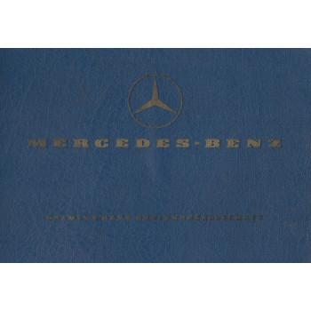 Mercedes Benz LP / LPK / LPS / LPKO - 1213 / 1313 - Ersatzteilkatalog