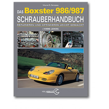 Porsche Boxster 986 / 987 (96-08) - Schrauberhandbuch