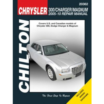 Chrysler 300 Charger Magnum (05-10) Reparaturanleitung Chilton