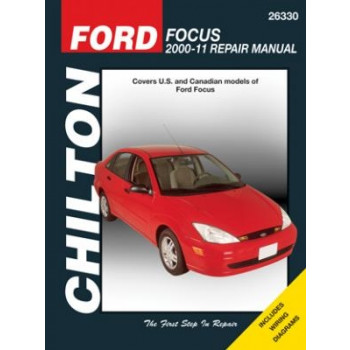 Ford Focus (00-11) Reparaturanleitung Chilton