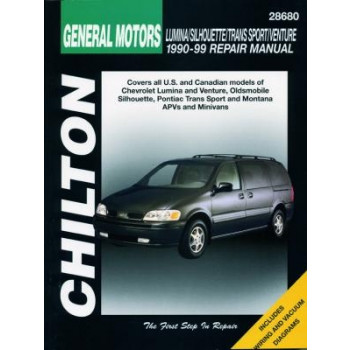 GM Lumina APV/Silhouette/Trans Sport/Venture (90 - 99) - Repair Manual Chilton
