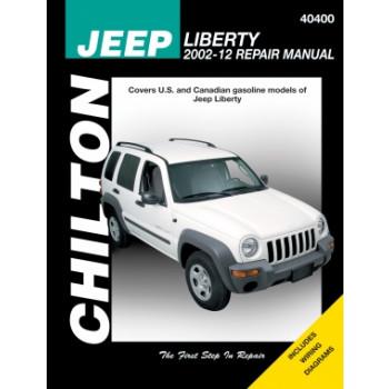 Jeep Liberty (2002-2012) - Repair Manual Chilton