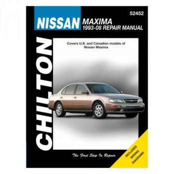 Nissan Maxima (93 - 98) - Repair Manual Chilton