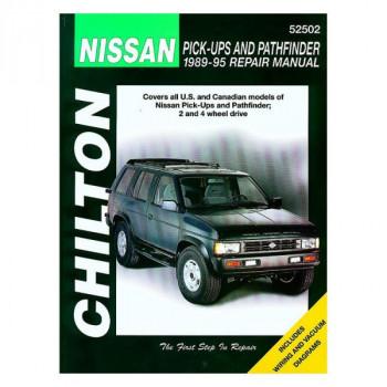 Nissan Pick-Ups and Pathfinder (89 - 95) - Repair Manual Chilton