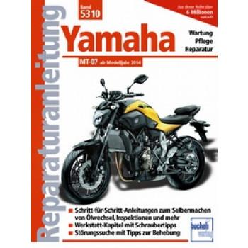 Yamaha MT 07 - (ab 14) - Reparaturanleitung / momentan nicht lieferbar mh
