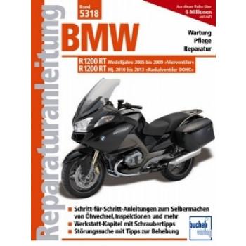BMW R 1200 RT - (2005-2009 / 2010-2013) - Reparaturanleitung