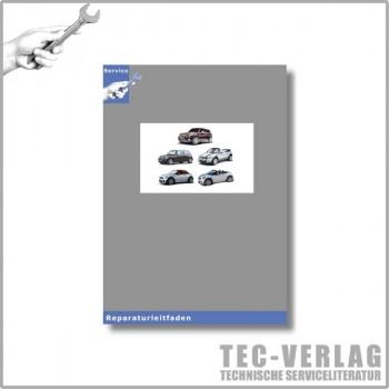 BMW MINI (05-12) N14 - Motor u. Motorelektrik - Werkstatthandbuch