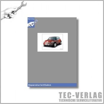 BMW MINI (05-10) W16-Motor und Motorelektrik - Werkstatthandbuch