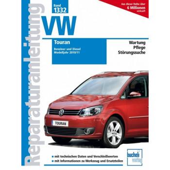 VW Touran Modelljahr 2010/11 - Reparaturanleitung