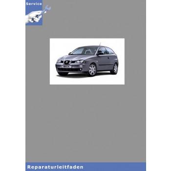 Seat Ibiza Typ 6L (02-08) 4 Zyl. Einspritzmotor (1,4 l, 4 Ventiler)