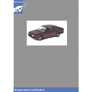 VW Jetta I, Typ 16 (79-84) K-Jetronic Zündanlage - Reparaturanleitung
