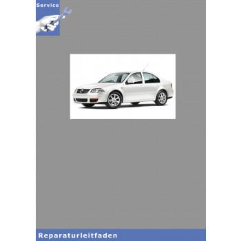 VW Bora, Typ 1J (98-06) 4-Zyl. Einspritzmotor (2,0 l-Motor) - Reparaturanleitung