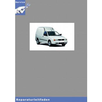 VW Caddy, Typ 9K (95-03) Elektrische Anlage bis 1999 - Reparaturanleitung