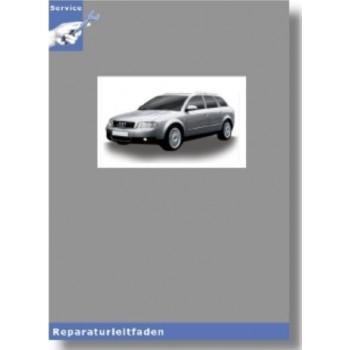 Audi A4 8E (01-08) Instandsetzung multitronic 01J und 0AN - Reparaturleitfaden