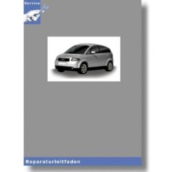 Audi A2 8Z (00-05) - Karosserie- Montagearbeiten Aussen - Reparaturleitfaden